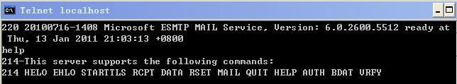 关于smtp发送邮件一些东东
